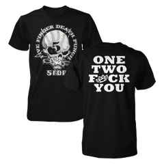 One Two Fuck You Tee