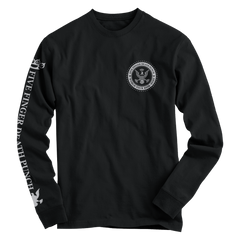 Presidential Seal Long Sleeve Tee