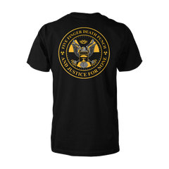 And Justice for None Seal Mens Tee