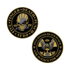 And Justice for None Challenge Coin