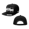 Bolts and Knuckles Snapback Cap