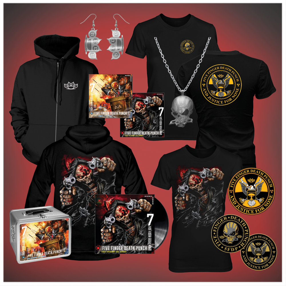 And Justice for None Super Deluxe Hers Bundle