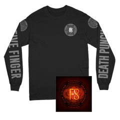 F8 Long Sleeve Tee + Music Bundle