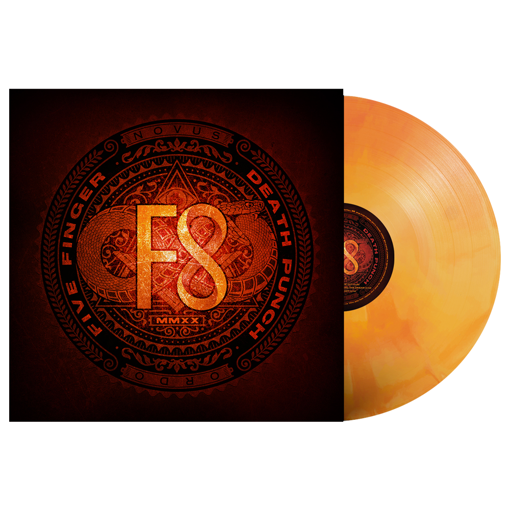 Exclusive F8 Colored Vinyl – Five Finger Death Punch