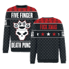 Five Finger Death Punch Holiday Sweater
