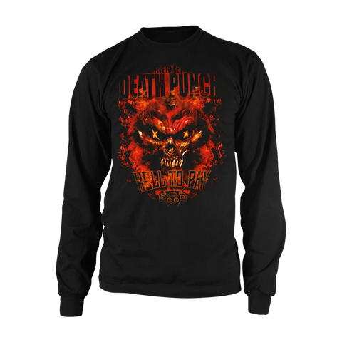 Hell to Pay Long Sleeve Tee