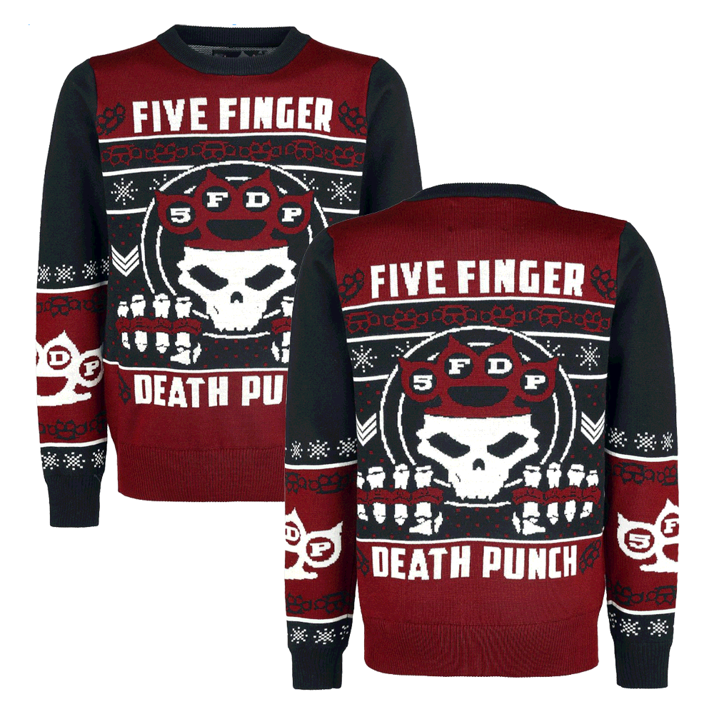 Knucklehead Holiday Sweater