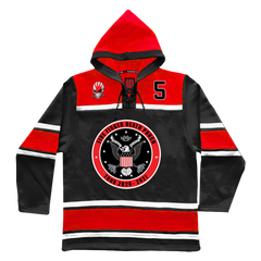 Seal Hooded Jersey