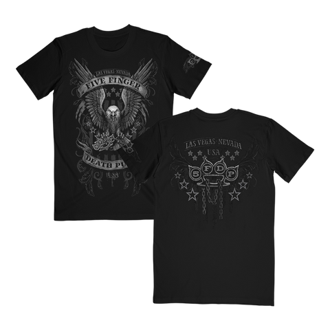 Knuckle Chains Eagle Tee