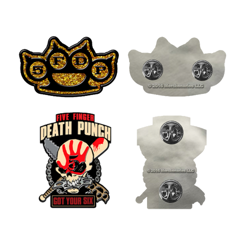 5FDP Pin Bundle