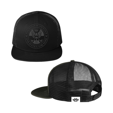 Presidential Seal Snap Back Trucker Hat