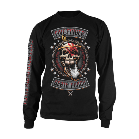 Rebellion Long Sleeve Tee