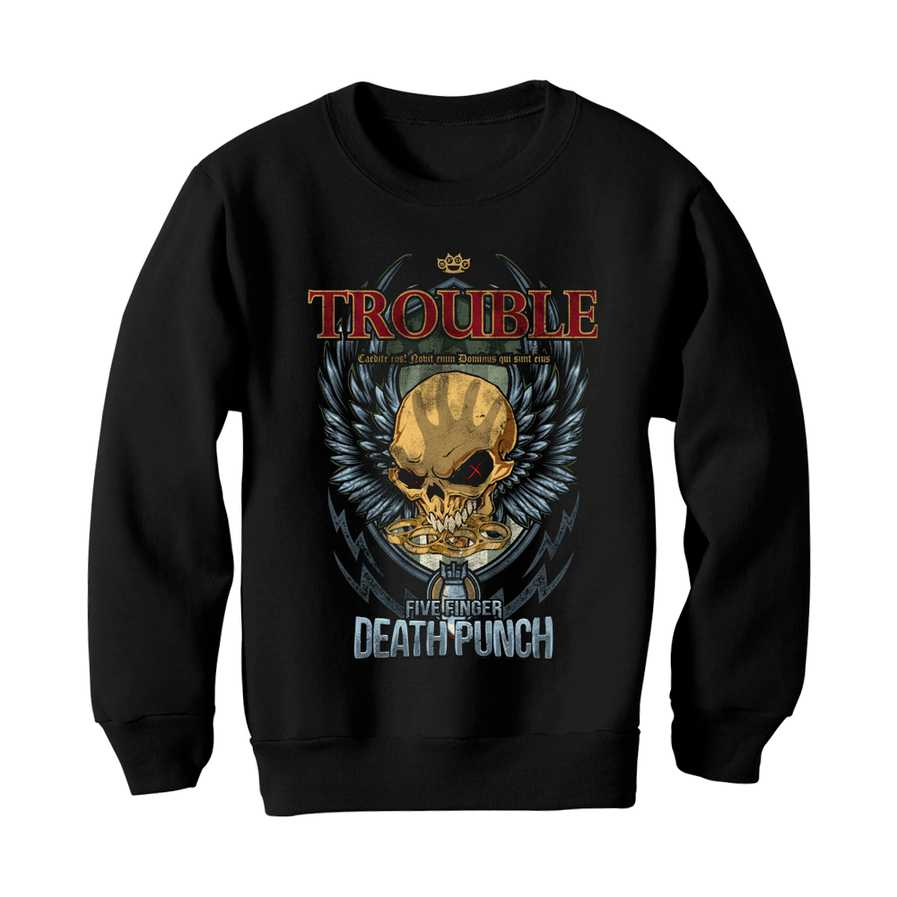 Trouble Youth Crewneck