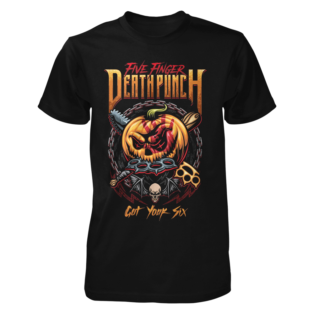 Got Your Six Halloween Tee