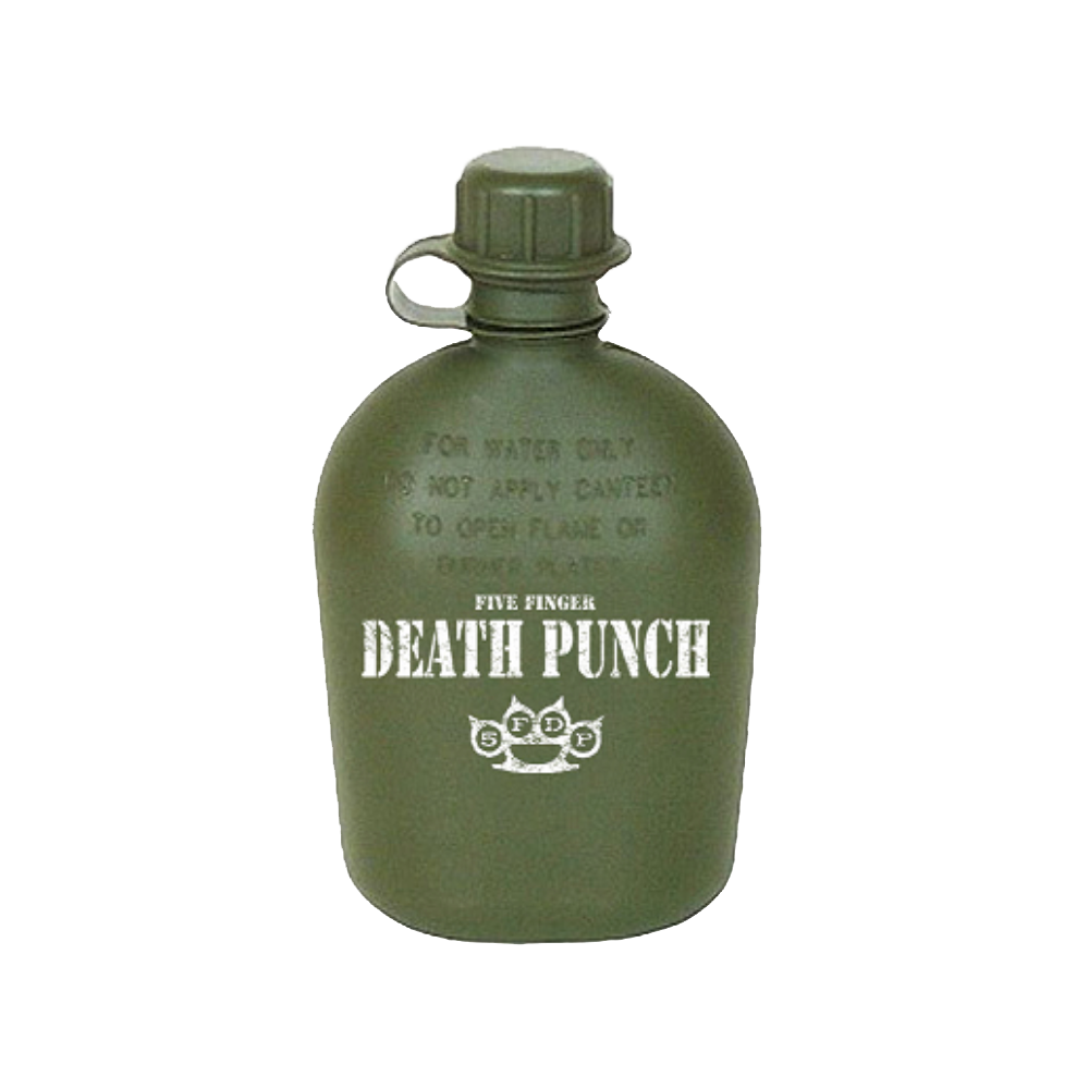 Knuckle Flask Canteen