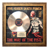 The Way of the Fist 10th Anniversary Personalized Plaque 20x20