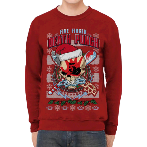 Zombie Kill Xmas Sweatshirt