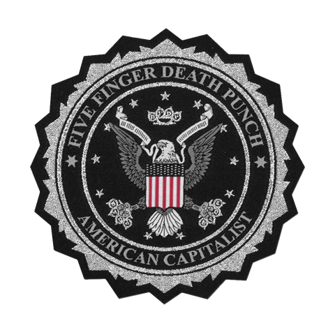 American Capitalist Patch