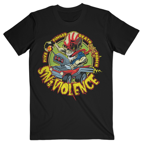 Sin and Violence Tee