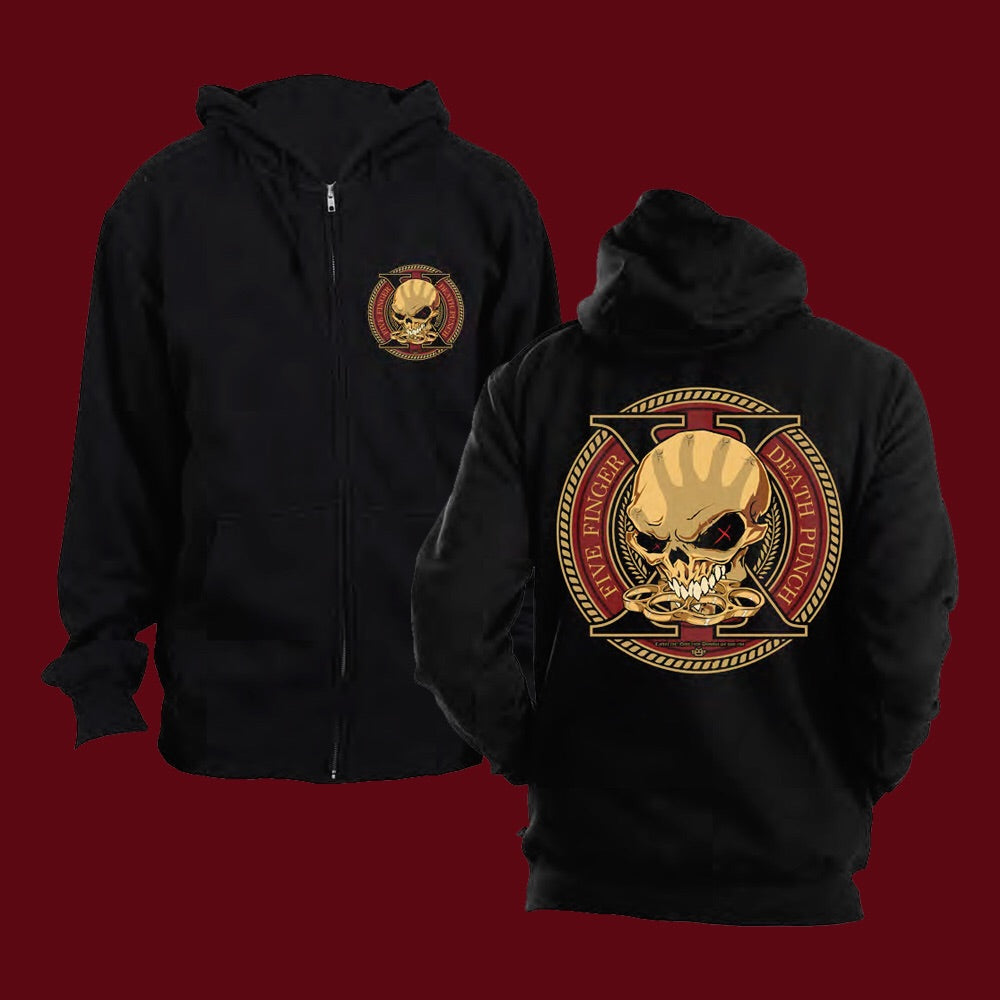 Decade of Destruction Hoodie