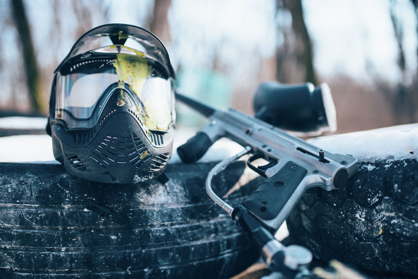 Shop Cousins for Paintball Gear from DYE Precision