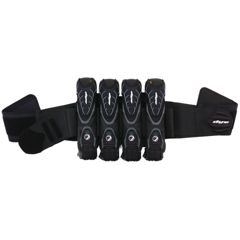 DYE Pack Assault 4+5 Pod Black/grey - Shop Cousins