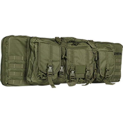 Valken Tactical Double Rifle Case 36'' Olive