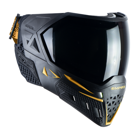 Empire EVS Goggles Black/ Gold - Thermal Ninja/ Thermal Clear