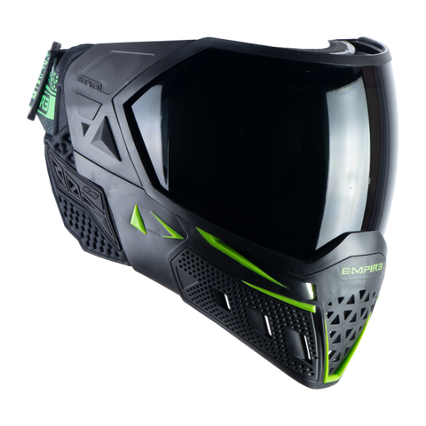 Empire EVS Goggles Black/ Lime - Thermal Ninja/ Thermal Clear