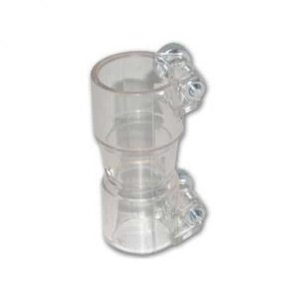 Vert Feed Elbow Clear - Shop Cousins