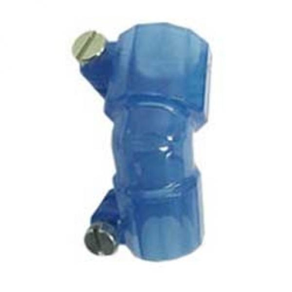 VL Adjustable Elbow Blue