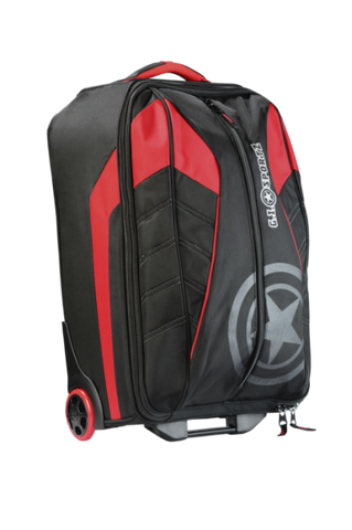 GI Sportz Fly'R Bag Black/ Red