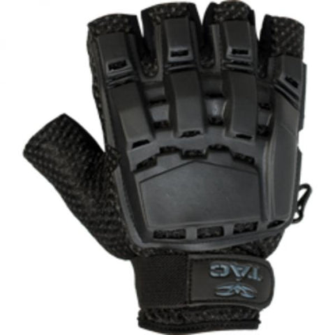 Valken Gloves Hard Back Half Finger - Shop Cousins