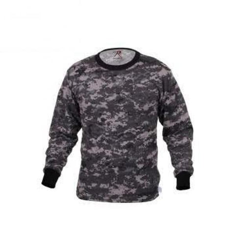 Long Sleeve T-Shirt Subdued Urban Digital