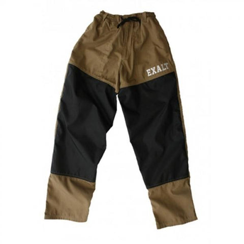 Exalt Throwback Pants Tan/ Black