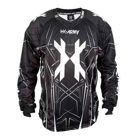 HK Army HSTL Line Jersey Black/ Grey