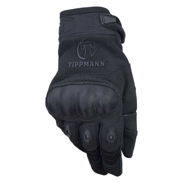 Tippmann Attack Gloves Black - Shop Cousins