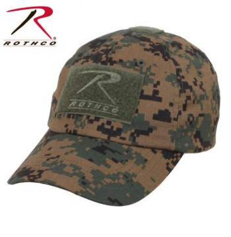 Tactical Operator Cap Woodland Digital - Shop Cousins