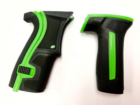Planet Eclipse CS2 Grip Kit Green - Shop Cousins