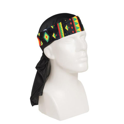 HK Army Headwrap Tribe Rasta - Shop Cousins