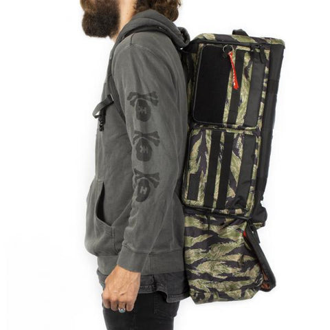 HK Army Expand Gear Bag Backpack - Tiger Woodland - Shop Cousins
