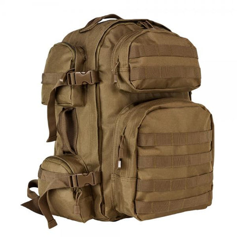 NC Star Tactical Backpack - Tan