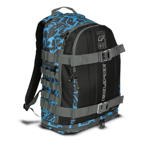 Planet Eclipse GX2 Gravel Bag Fighter Blue