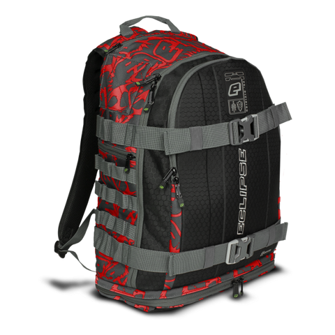 Planet Eclipse GX2 Gravel Bag Fighter Red