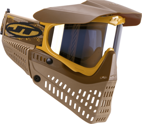 JT - ProFlex LE Brown/ Tan/ Gold W/ Prism Lens