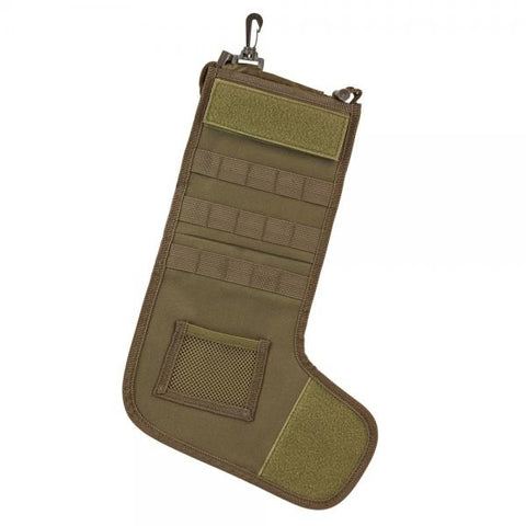 Tactical Christmas Stocking - Tan - Shop Cousins