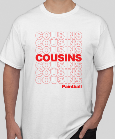 Cousins T-Shirt - Thank You