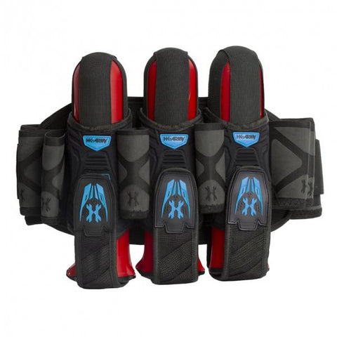HK Army Magtek Harness 3+2 Black/ Blue