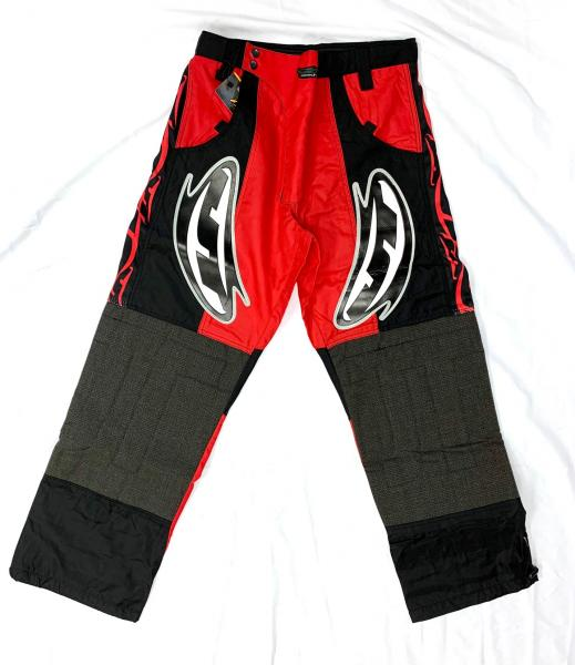 JT Team Pants Red - Medium