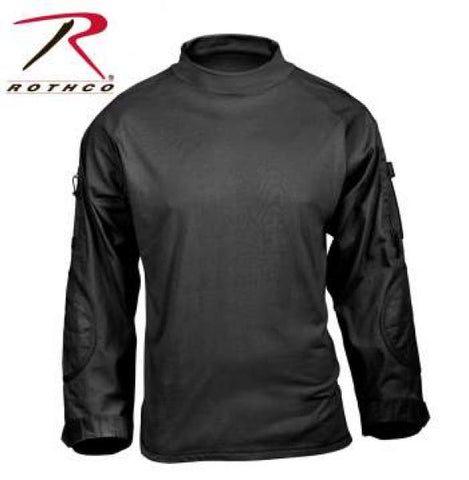 Rothco Tactical Combat Shirt Black